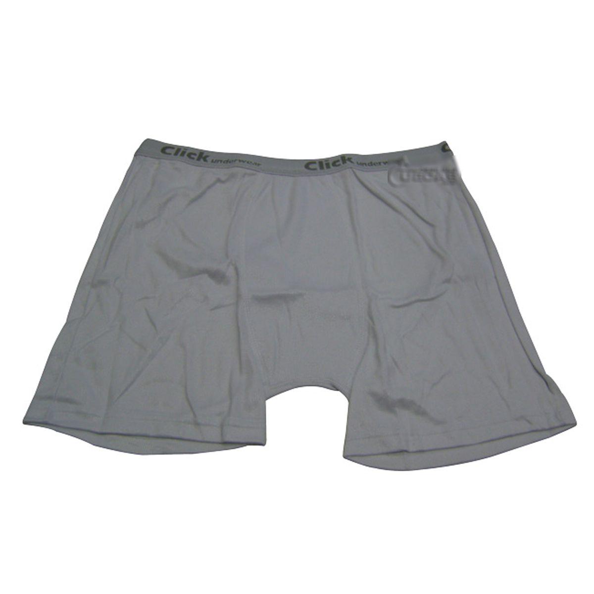Cueca Click Boxer Big Cotton - Tamanhos Especiais Plus Size - 183