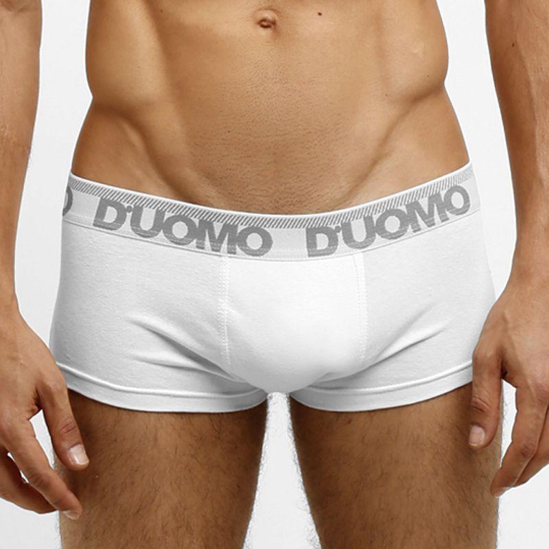 Cueca Duomo Sungão Liso Cotton - 319