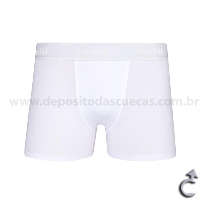Cueca Forum Boxer Algodão - 780-01