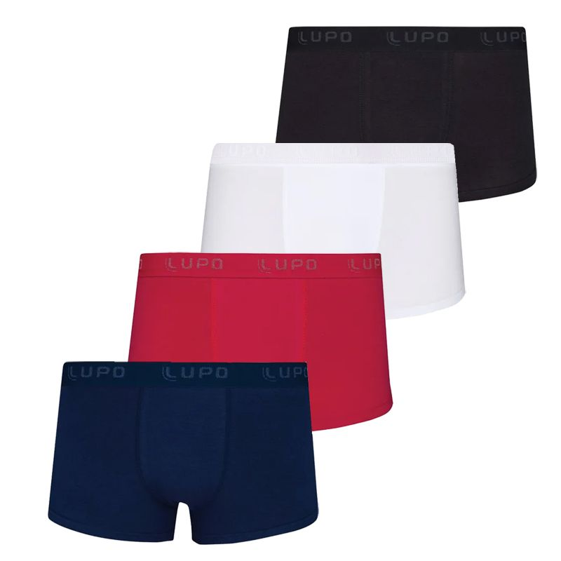 Cueca Lupo Sungão Cotton - 480-002