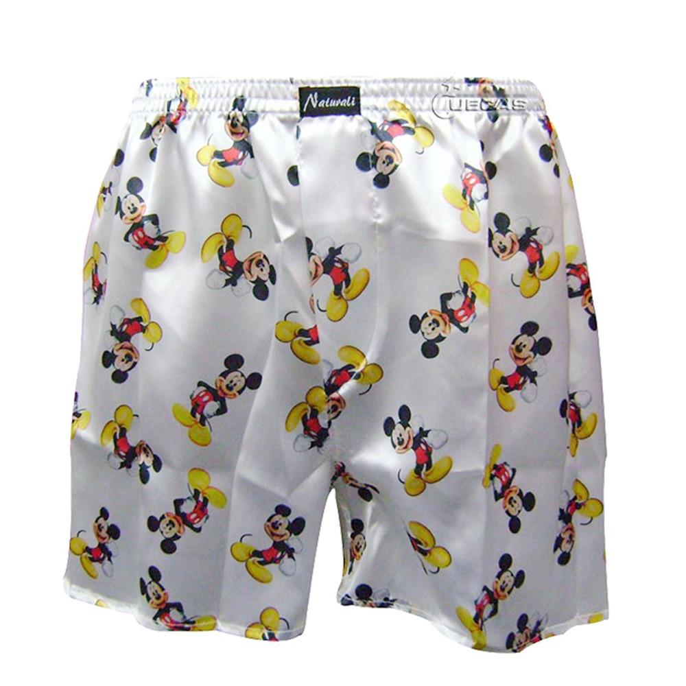 Cueca Infantil Samba-Canção do Mickey - 691-034