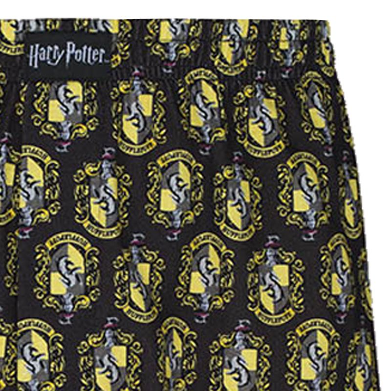 Cueca Samba-Canção Harry Potter Lufa-Lufa Lupo Urban - 16956-004