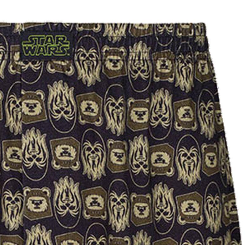 Cueca Samba-Canção Star Wars Chewbacca Lupo Urban - 16955-002