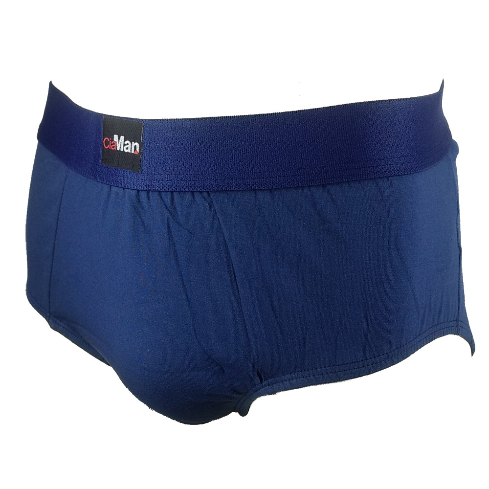 Cueca Slip Cotton Plus Size CiaMan SPS05