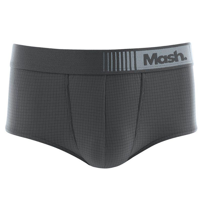 Cueca Slip Mash Microfibra Active - 143.03