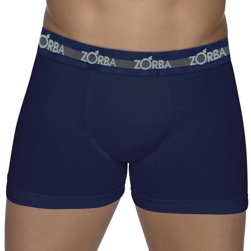 Cueca Zorba Boxer Max Tamanhos Especiais - 0702