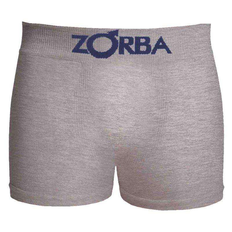 Cueca Zorba Boxer Seamless Algodão Boys Infantil - 0678