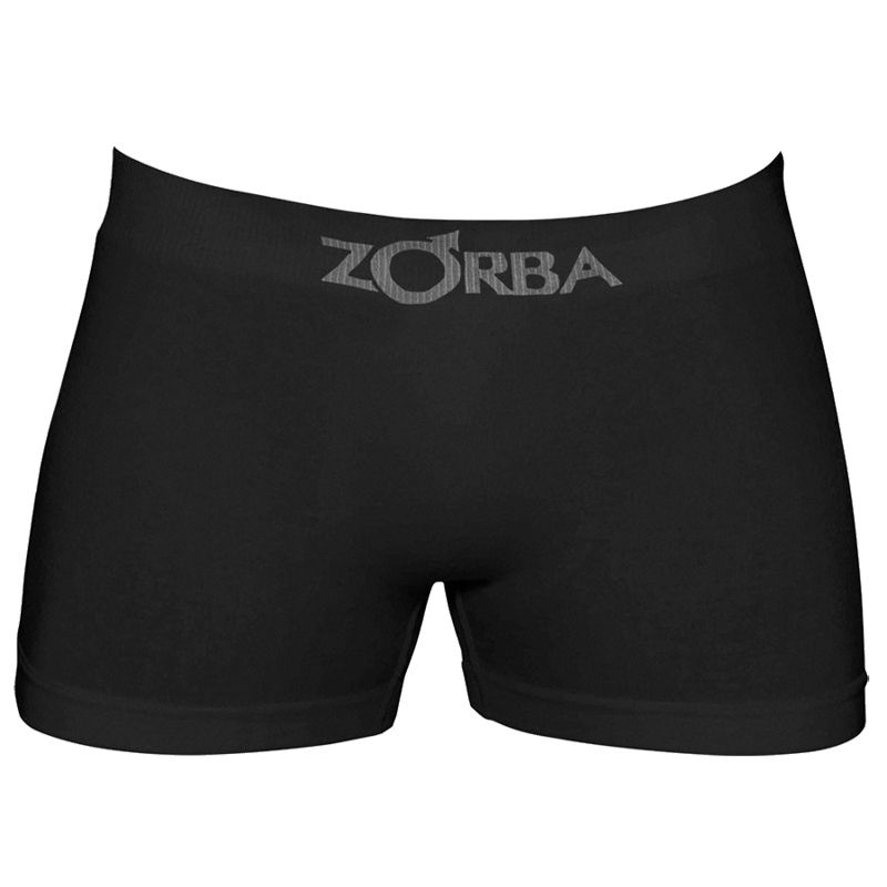 Cueca Zorba Boxer Sem Costura Algodão - 0781