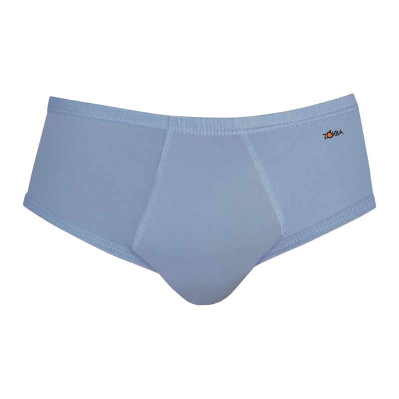 Cueca Zorba Slip Light Authentic c/ Abertura - 0172A