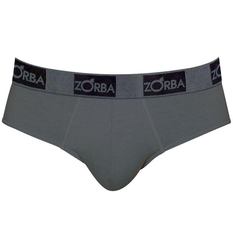 Cueca Zorba Slip Plus - 0716