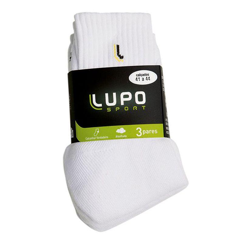 Kit C/3 Pares Meia Lupo Sport Walk 03245-089