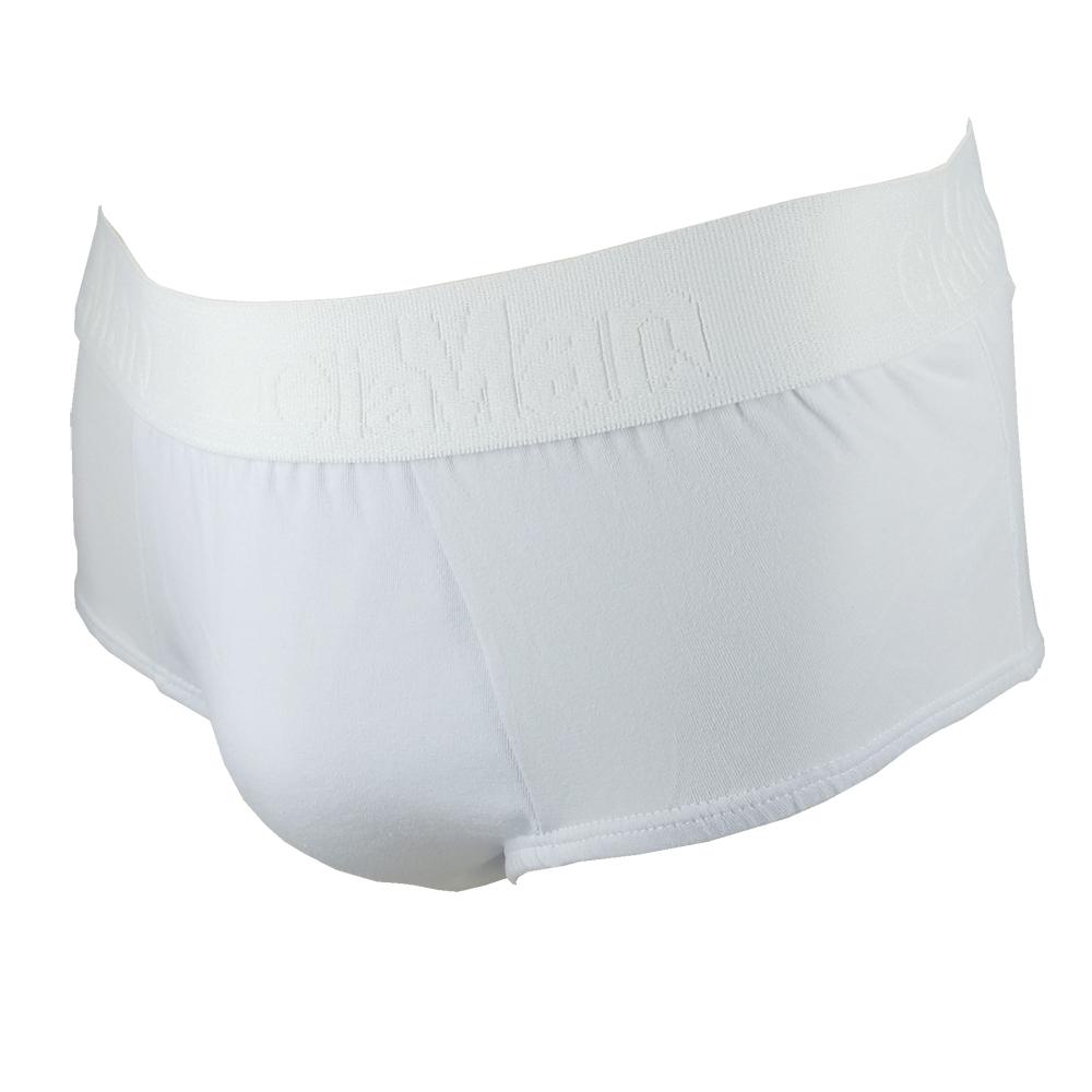 Kit c/6 Cuecas Slip Cotton Plus Size CiaMan SPS05