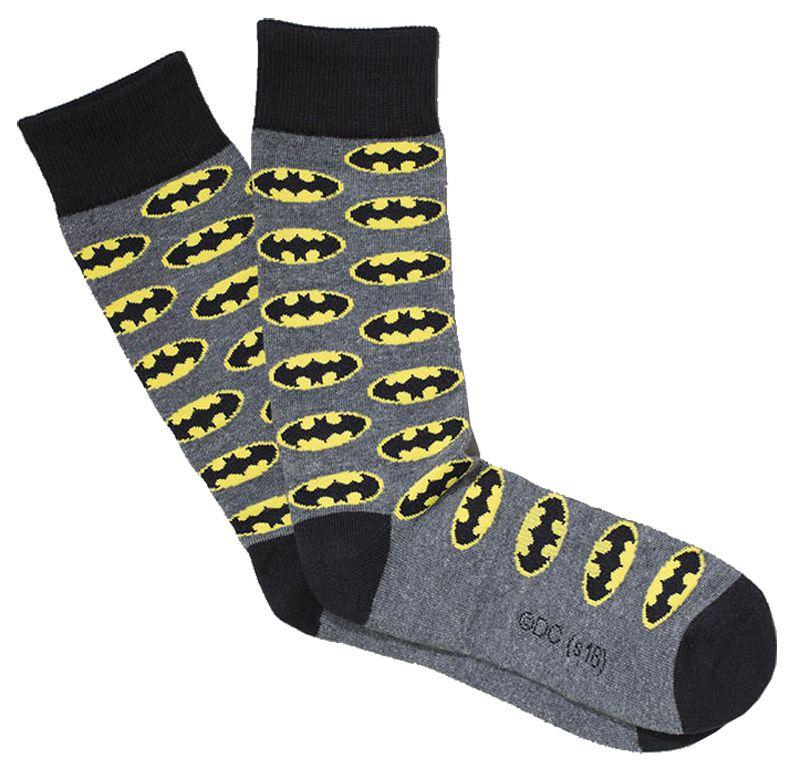 Meia Lupo Urban Batman Logos 16912-002