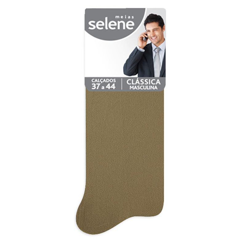 Meia Social Masculina Clássica Selene -  3030