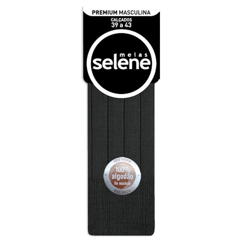 Meia Social Selene Premium 100% Algodão - 8910