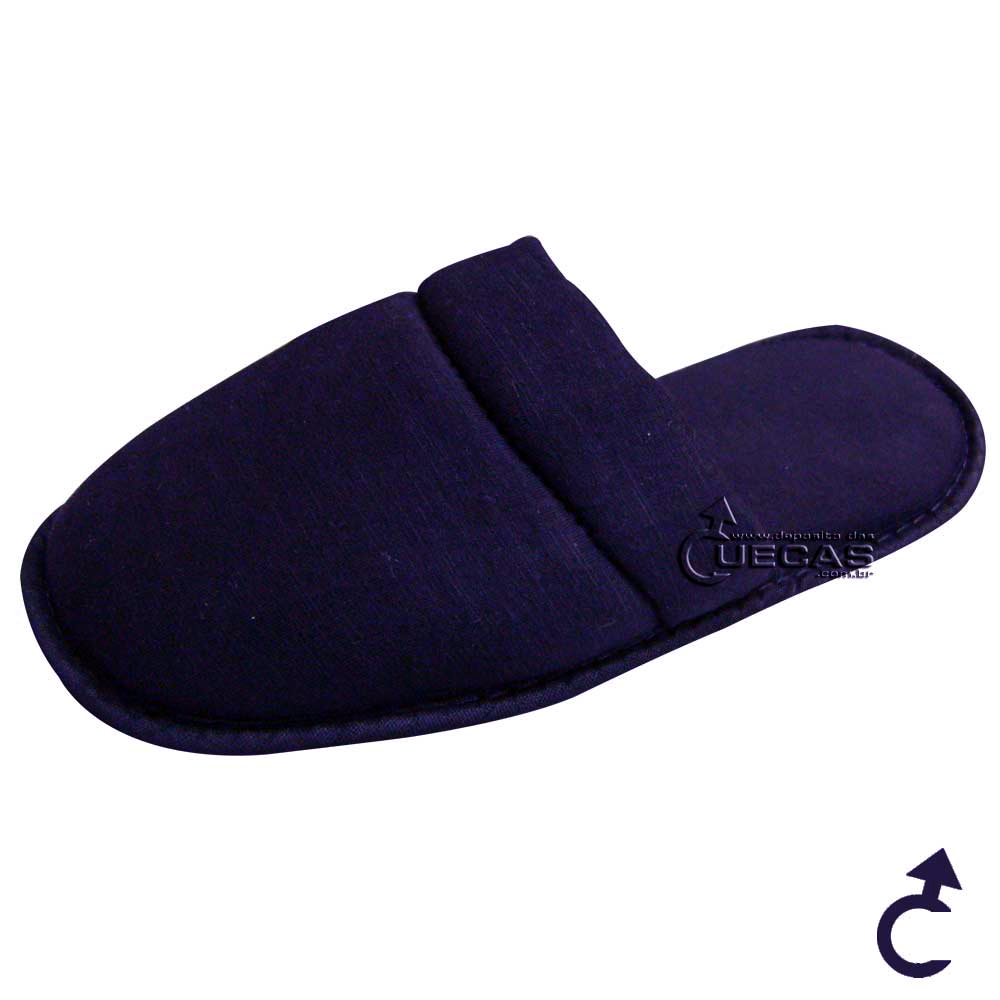 Pantufa Masculina Smile Confort Plus - 141018