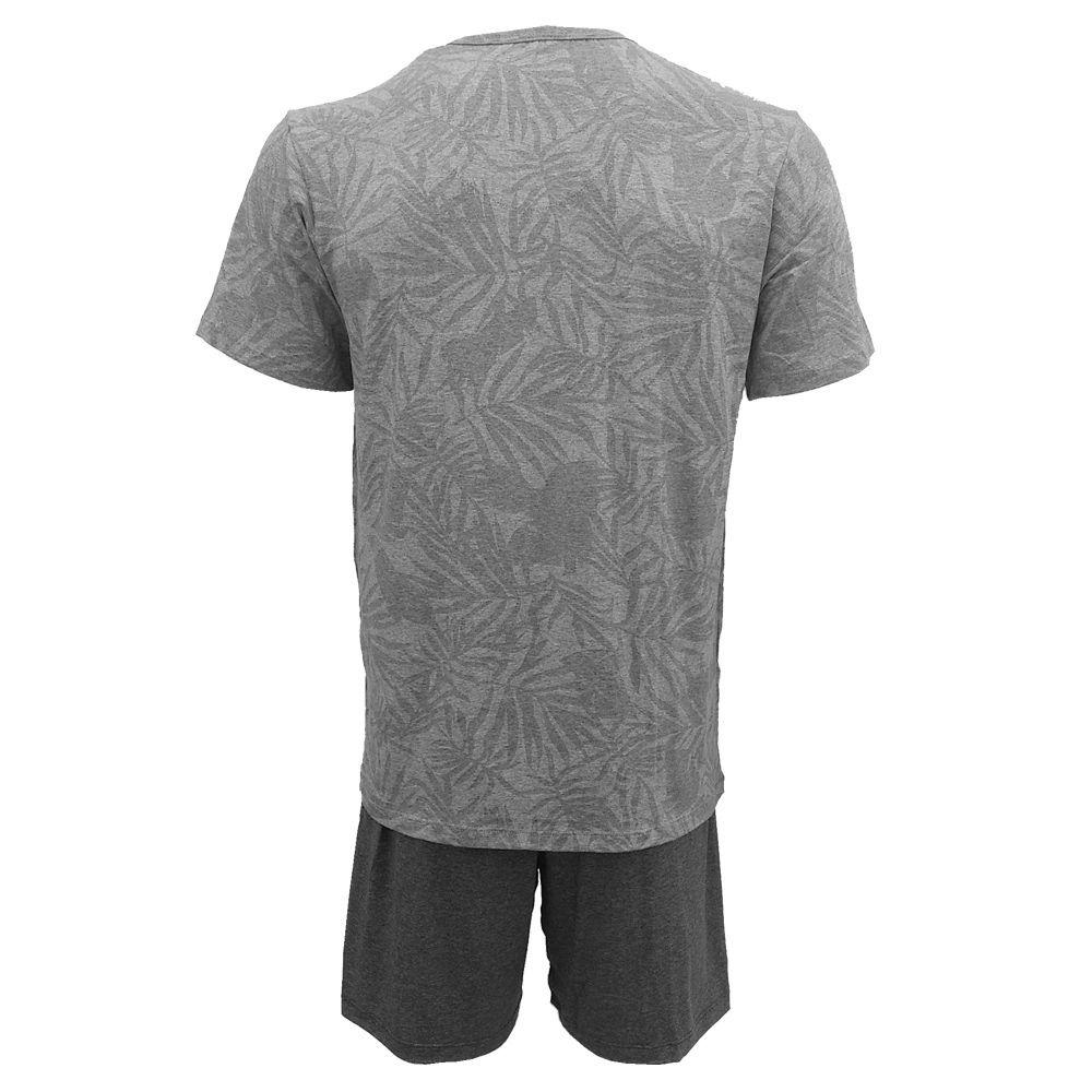 Pijama Curto Masculino Viscolycra JMan - 75501