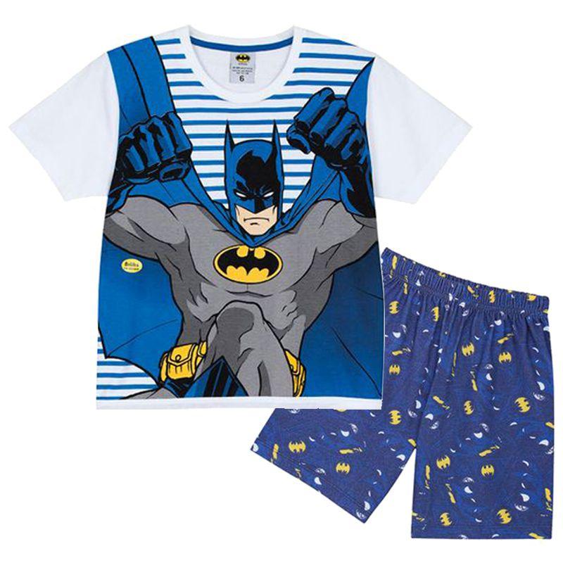 Pijama Infantil Batman Lupo - 23.121-002