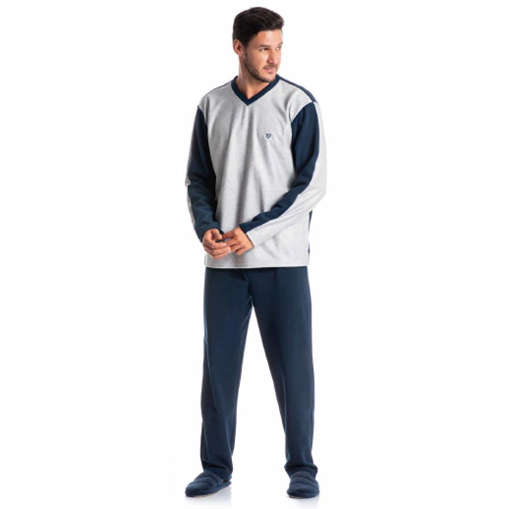 Pijama Longo Masculino Microsoft Thermo
