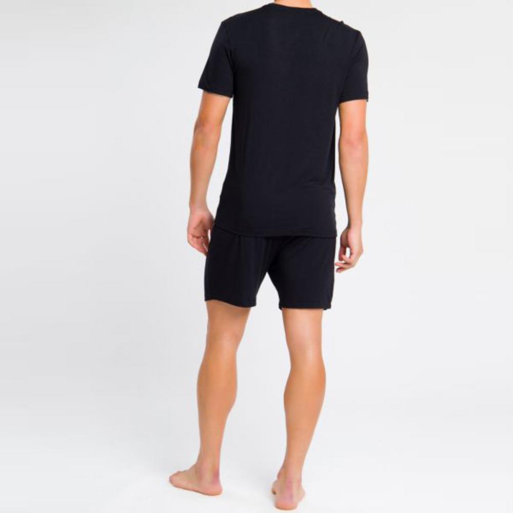 Pijama Masculino Calvin Klein Viscolight Don147 Preto