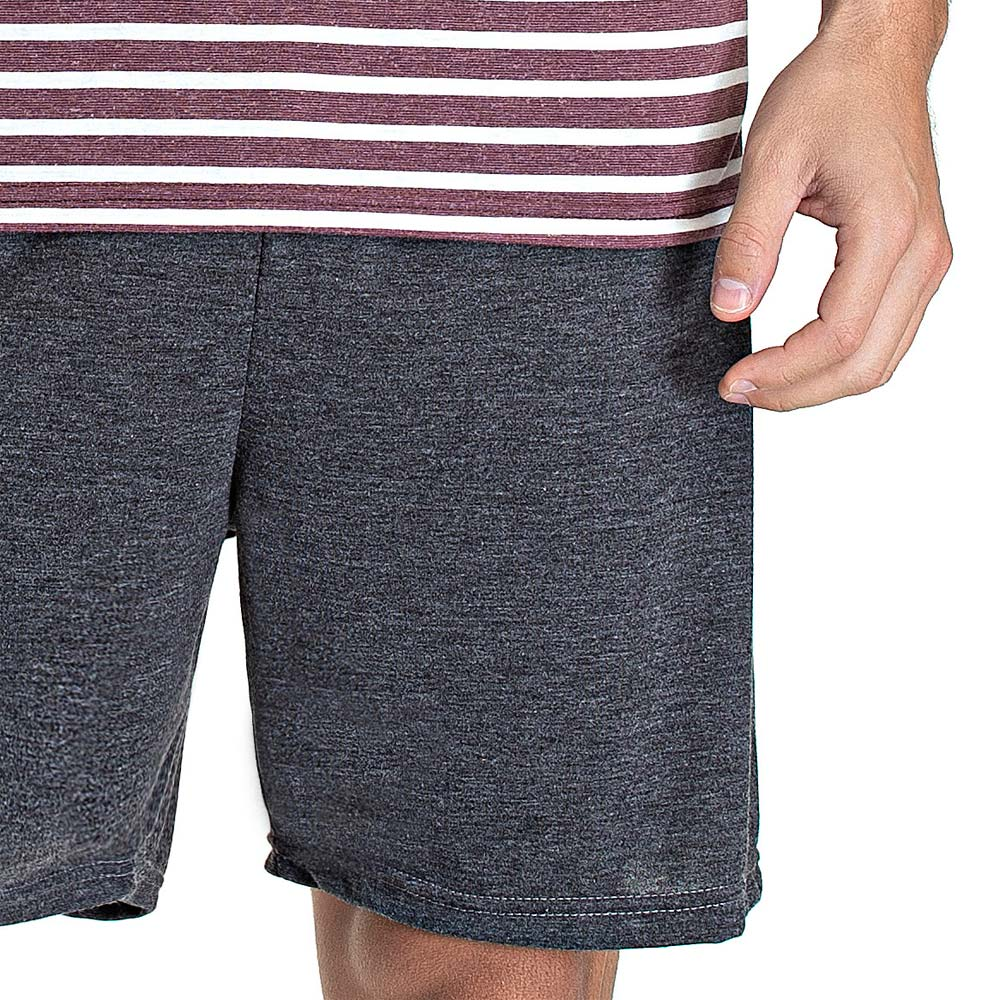 Pijama Masculino Curto Listrado 09.02.011