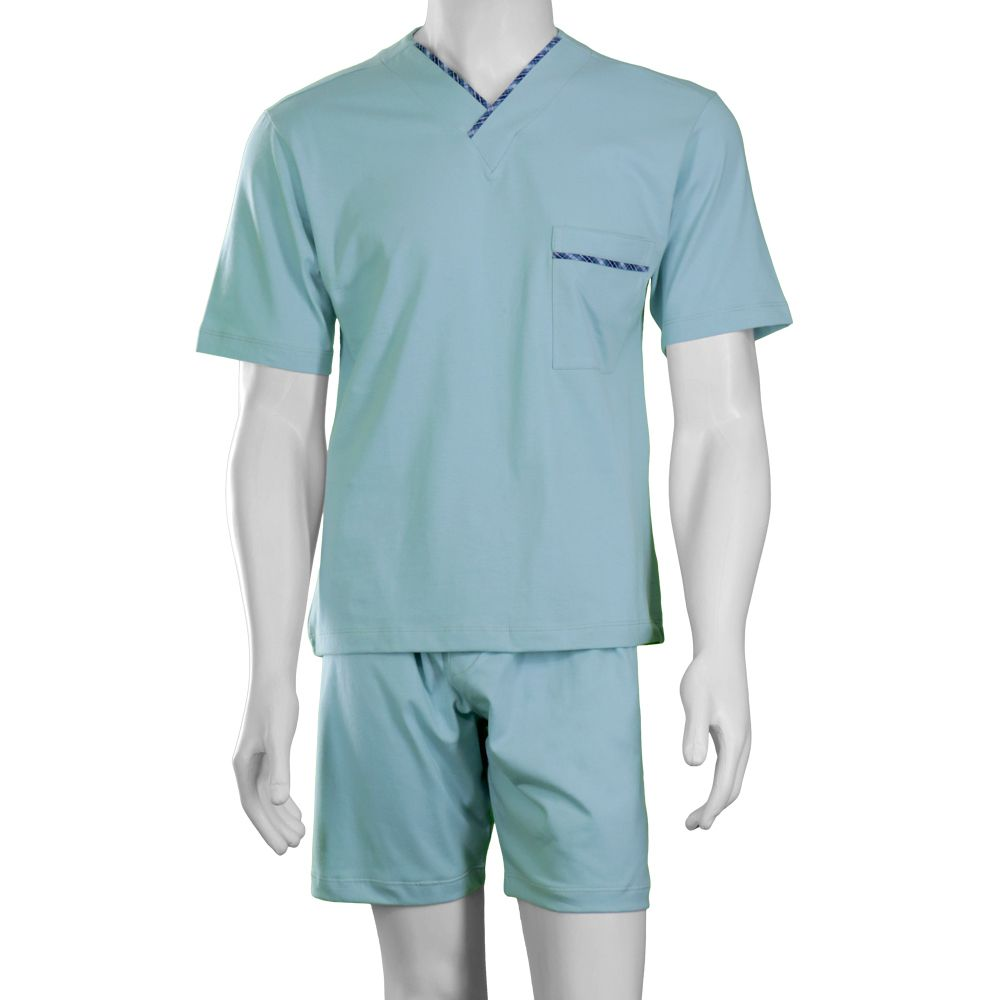 Pijama Masculino Curto Malha Candisani  - 3900A