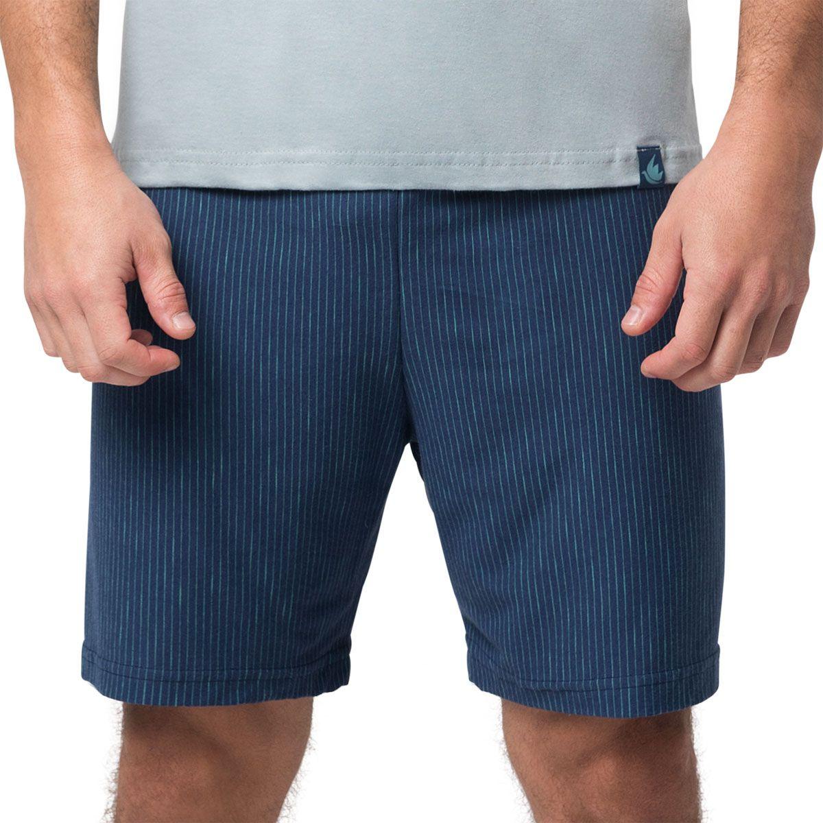Pijama Masculino Curto Toque Slepwear 05.02.004