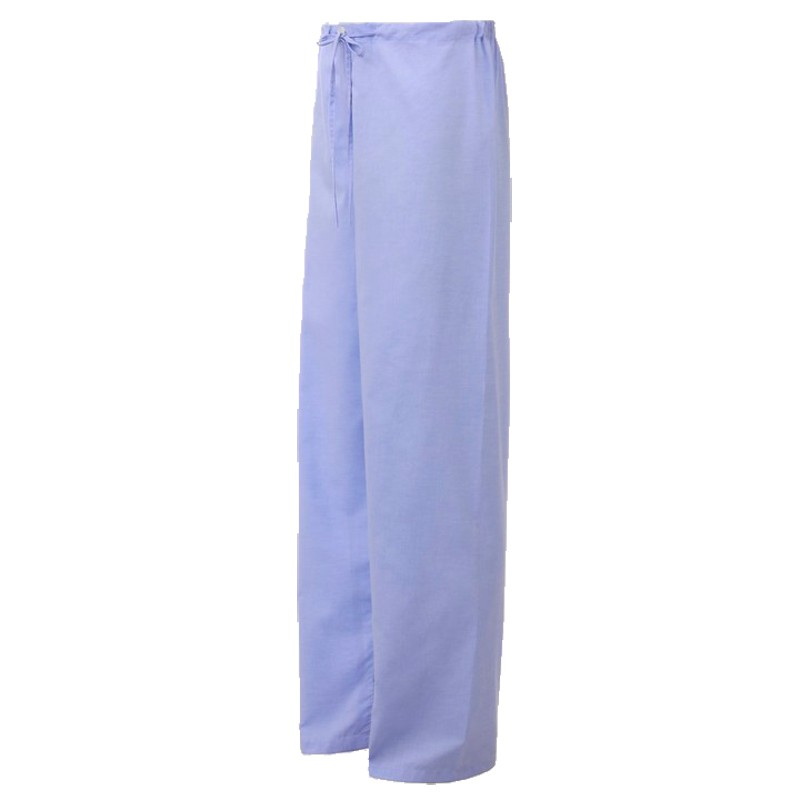 Pijama Masculino Longo Aberto Liso 100% Algodão PL83