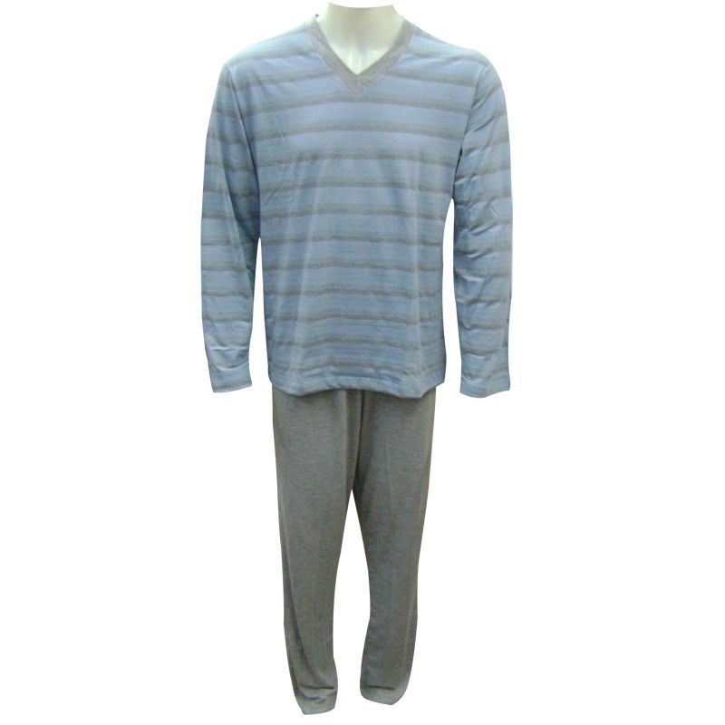 Pijama Masculino Longo Barone - 13018