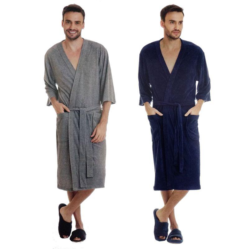 Robe Atoalhado Masculino Adriano By Tombini - D3008