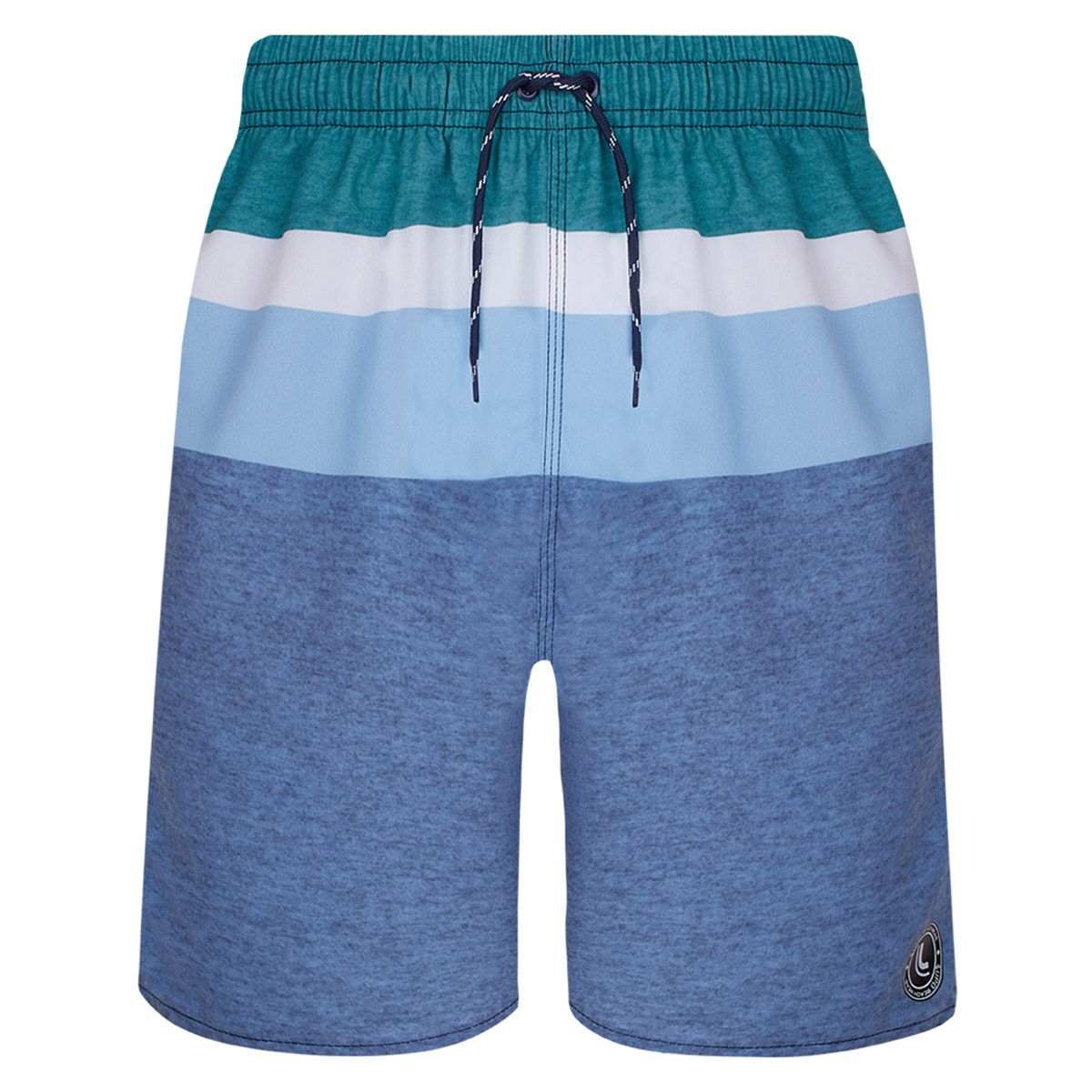 Short de praia Lupo Beachwear Listrado 29001-001