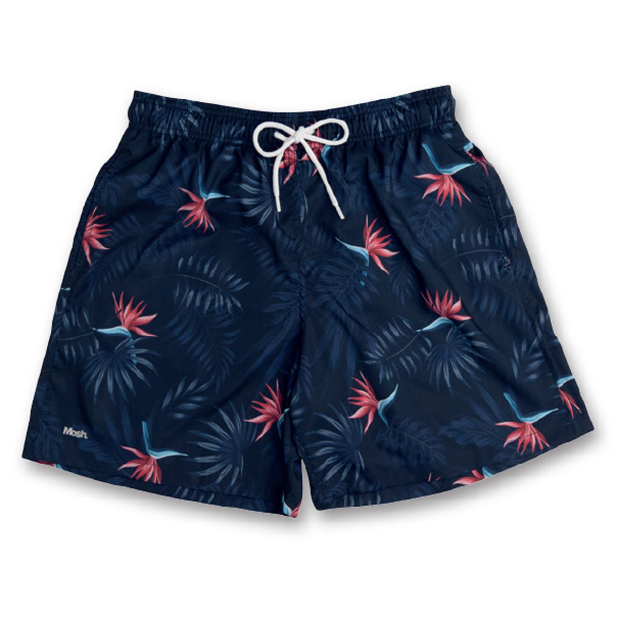 Shorts Beachwear Estampado Mash - 613.26