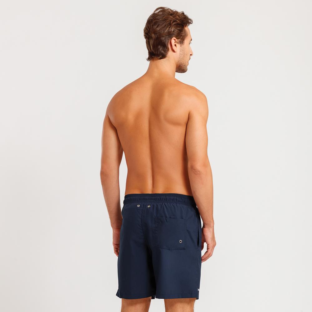 Shorts Beachwear Masculino Mash Azul Marinho - 613.11
