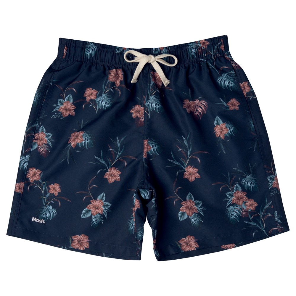 Shorts Casual Estampado Floral Mash  - 611.15