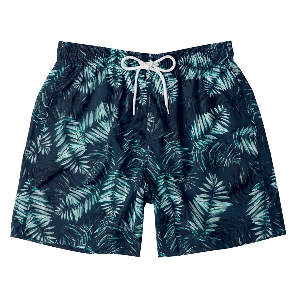 Shorts Masculino Mash Estampado Folhagem - 613.68