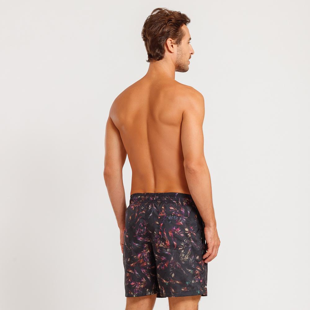 Shorts Masculino Mash Estampado Folhagens  - 613.69
