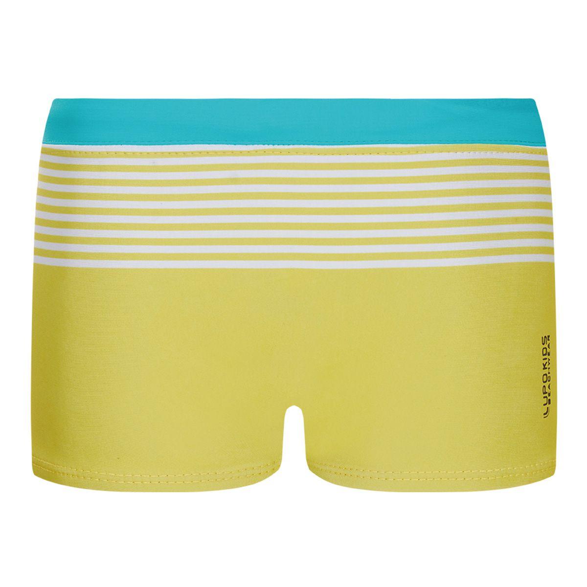 Sunga Boxer Infantil Lupo Beachwear Estampada 28968-004