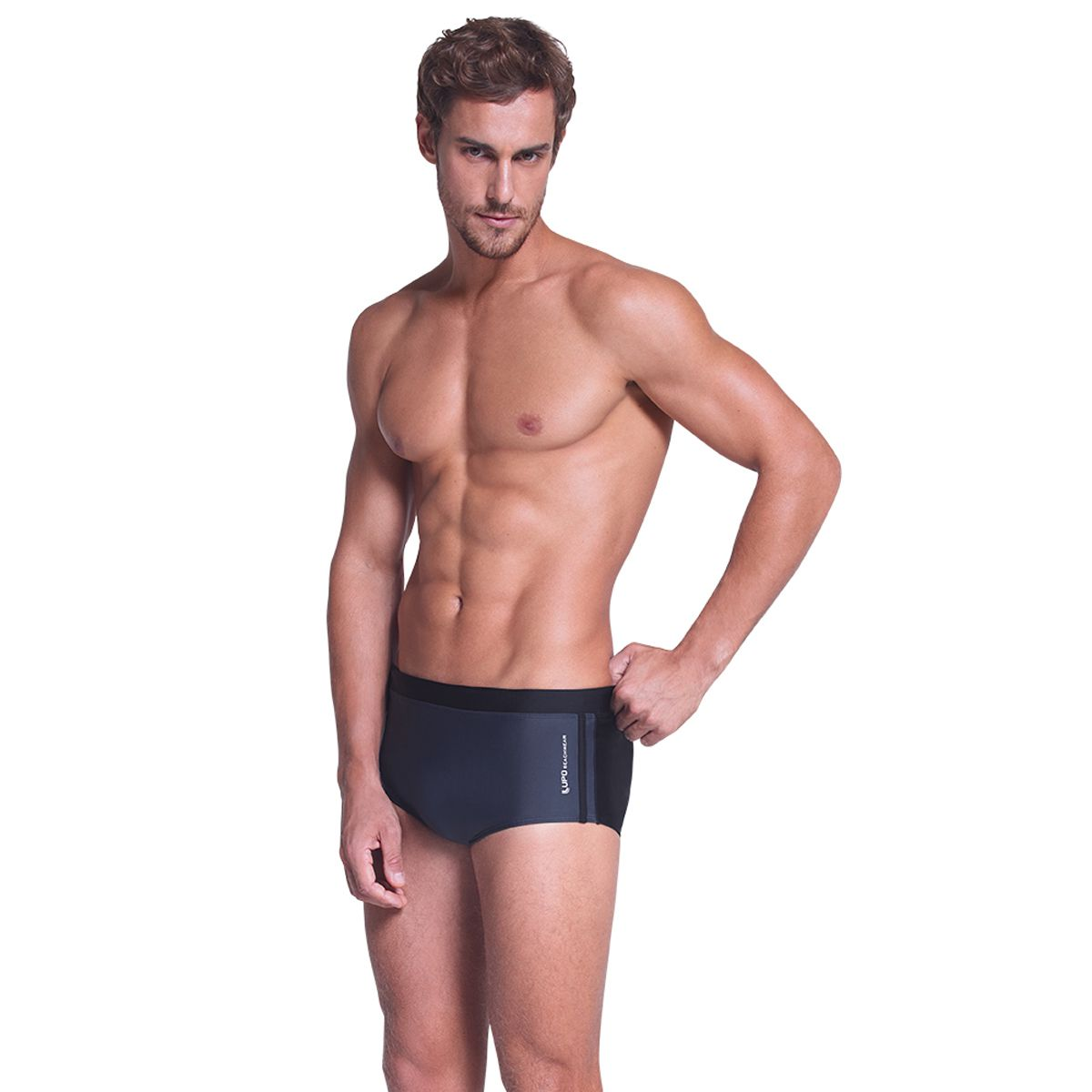 Sunga Larga Lupo Beachwear  28977-001