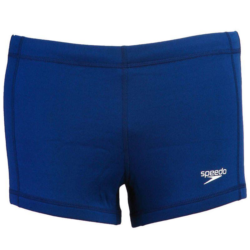 Sunga Speedo Hidroshort Acqua Plus - 019059 - Azul Marinho