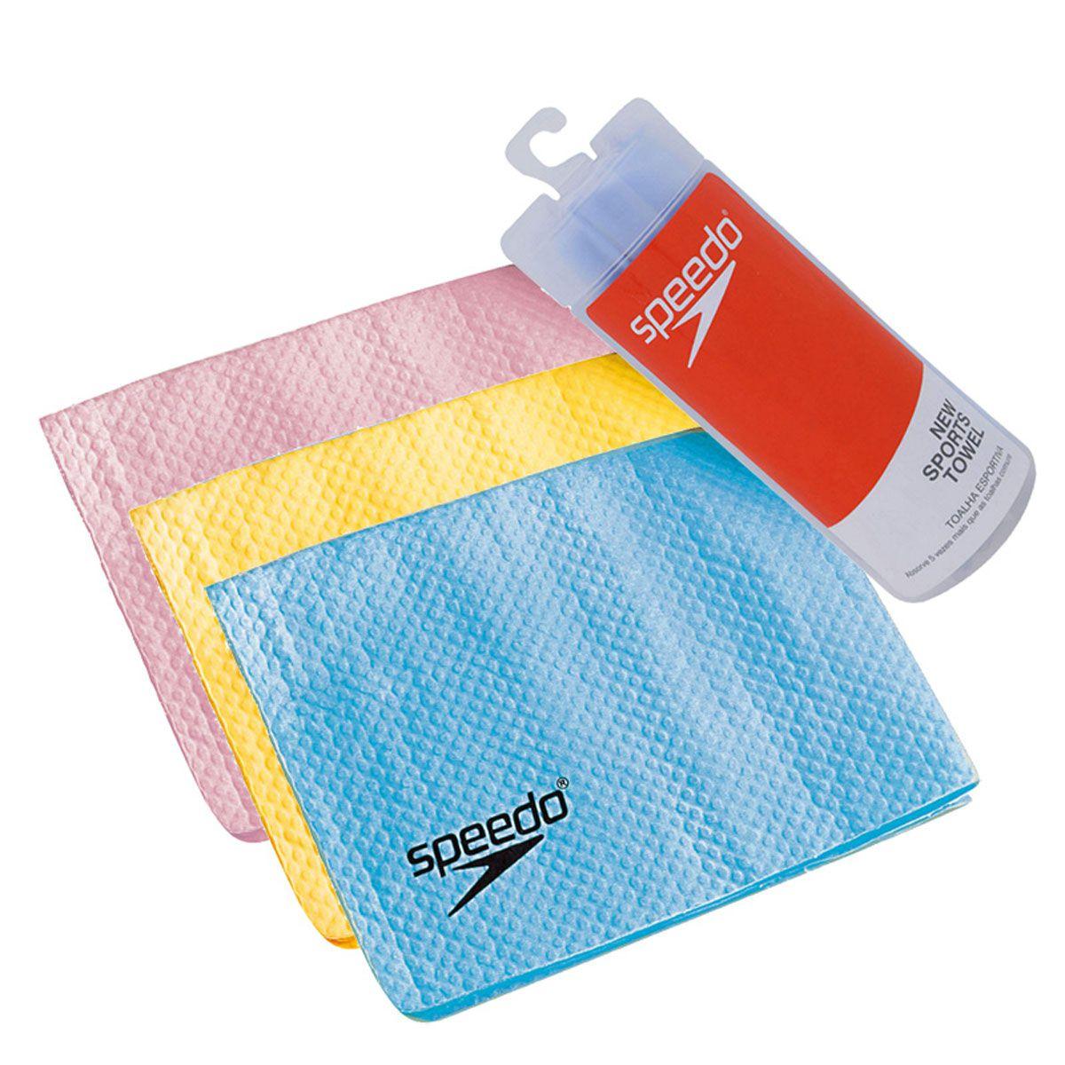 Toalha Speedo Esportiva New Sports Towel - 629048