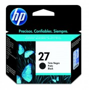 Cartucho HP 27 Original C8727AB Black | 3320 | 4315 | 5605 | 1240