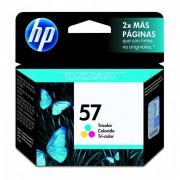 Cartucho HP 57 Original C6657AB Color | F4135 | PSC 1110 | Officejet 6110