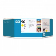 Cartucho HP 90 Original C5064A Yellow | 4000ps | 4500ps | 225ml