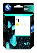 Cartucho HP 11 Original C4838A Yellow | 100plus | K850 | cp1700
