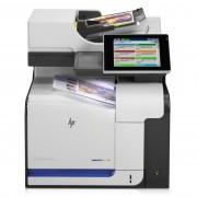 Multifuncional HP LaserJet Enterprise 500 M575F Color Fax, Rede e HP ePrint