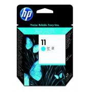 Cabeça de Impressão HP 11 C4811A Cyan   100ps   510ps   800ps   K850   CP1700