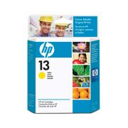 Cartucho HP 13 Original C4817A Yellow | cp1700 | K850 | 9110 | 1200