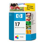 Cartucho HP 17 Original C6625A Color  | 840C | 842C | 843C | 845C