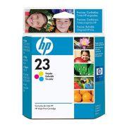 Cartucho HP 23 Original C1823D Color | 810c | R45 | T45 | PRO 1170c