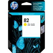 Cartucho HP 82 Original CH568A Yellow | 500ps | 510ps | 800ps